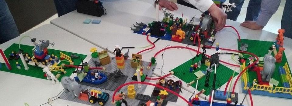 Titelbild Veranstaltung Lego Serious Play